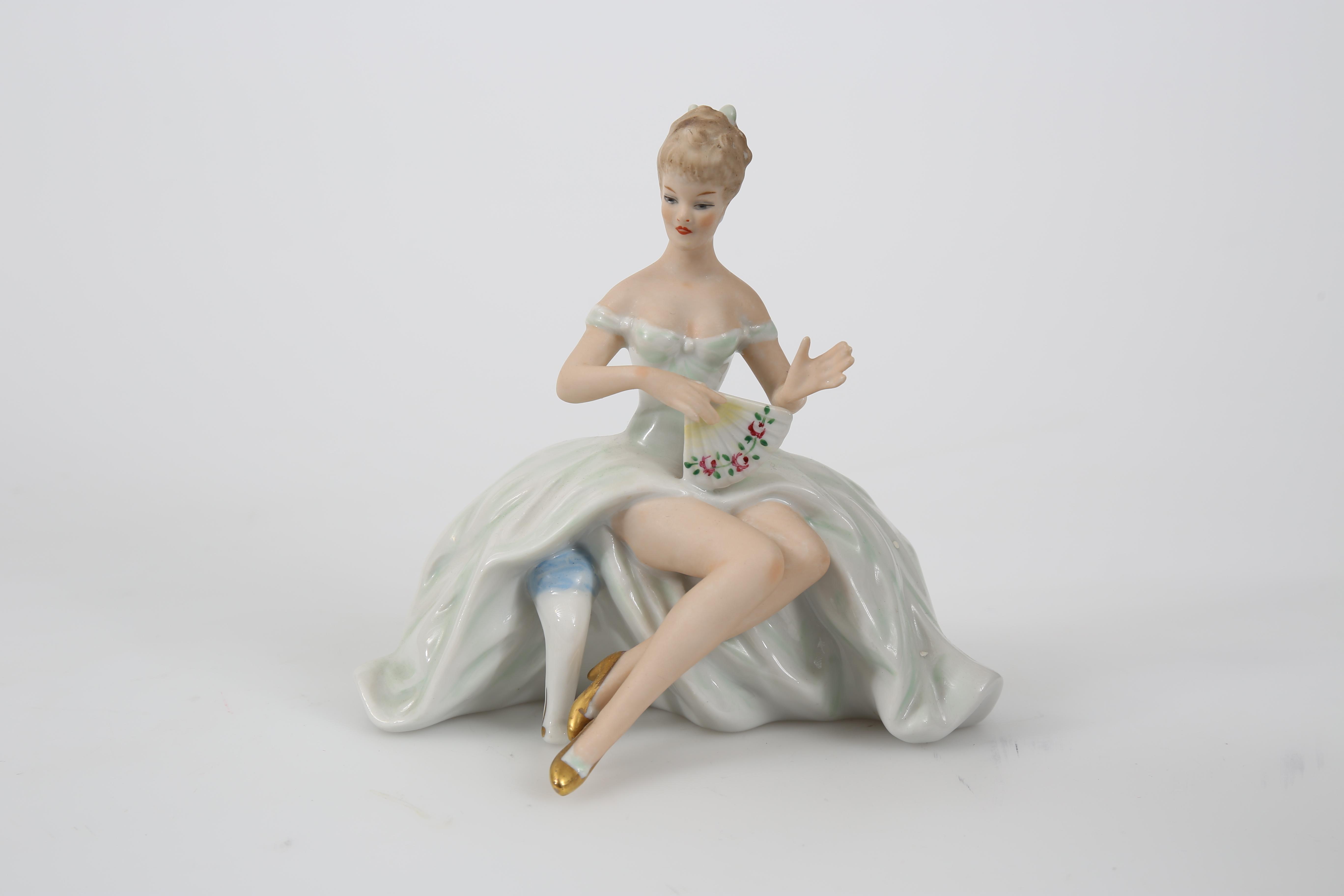 Статуэтки из фарфора своими руками 185